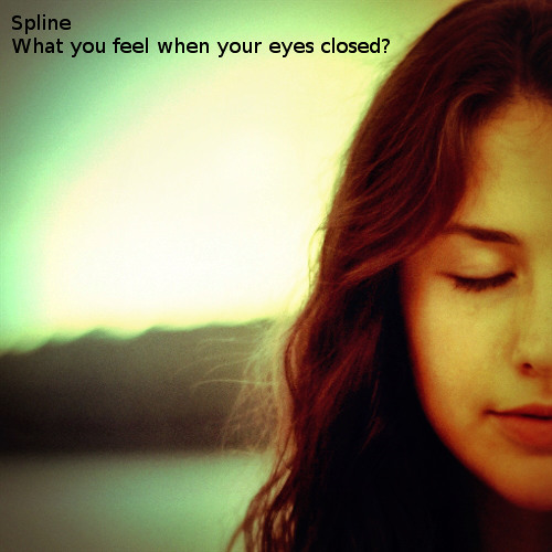 spline - What You Feel When Your Eyes Closed?