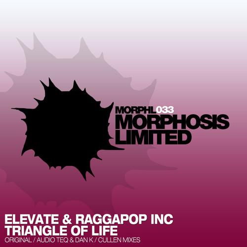 Elevate & Raggapop Inc - Triangle Of Life (Cullen Remix)