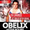 DJ Laurize – Obelix After Hours Junho 2014