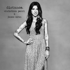 Distance - Christina Perri ft. Jason Mraz(Cover)