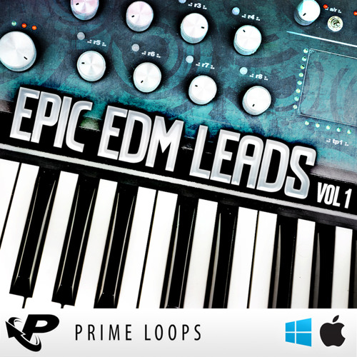 Epic EDM Leads & MIDI Files [Sample Pack DEMO]