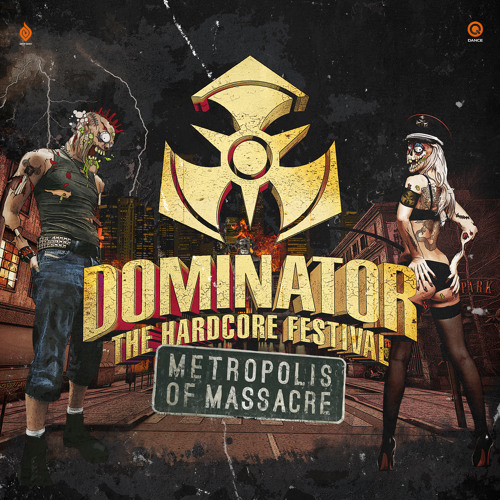 Le Bask - Dominator - Metropolis of Massacre Podcast #2