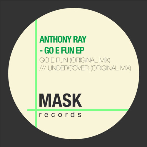 Anthony Ray - Undercover (original mix) MASK RECORDS