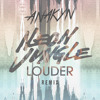 Neon Jungle - Louder (Anakyn Radio Remix)