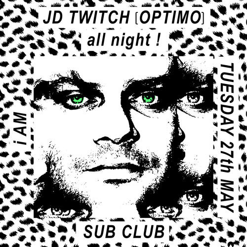 Live, i AM - JD Twitch Warm Up Section