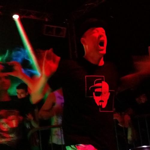 Dr. Peacock (Terror Set) @ Together We Are Hardcore Festival 17 - 05 - 2014 North Sea Venue