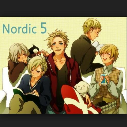 Hetalia ((Always with you...Nordic 5))
