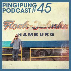 Pingipung Podcast 45: Heiko Jahnke - The Beauty Of Dissolving Portraits