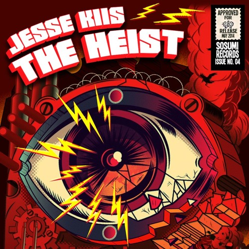 Jesse Kiis - The Heist (Original Mix)