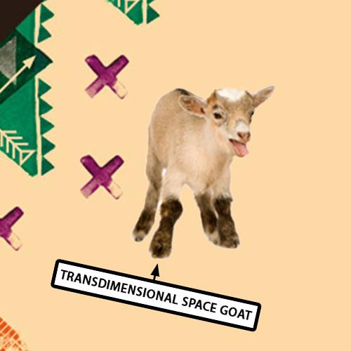 VP - Space Goat