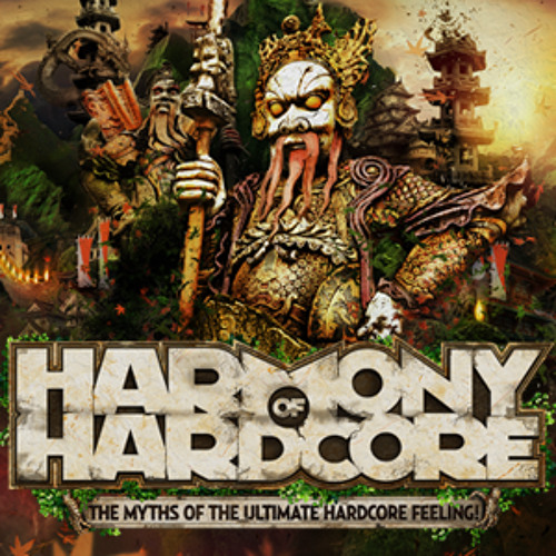 Epic Noise - Last minute warm up mix Harmony Of Hardcore