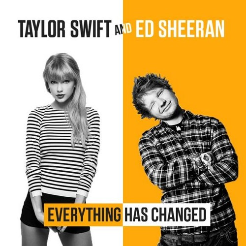 Taylor Swift feat Ed Sheeran - Everything Has Changed (accoustic cover) @evanhardhany