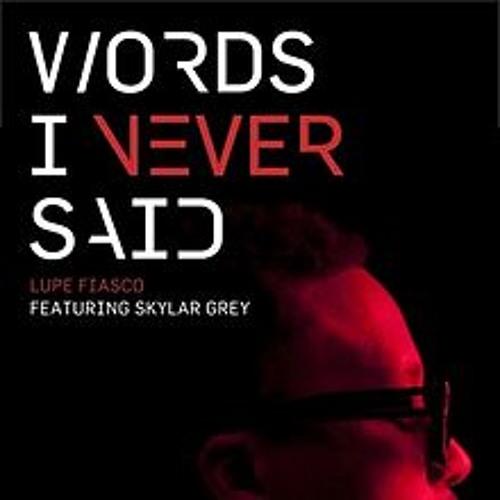 Skylar Grey - Words I Never Said  (Ft. Lupe Fiasco) (Zoroaster Remix)