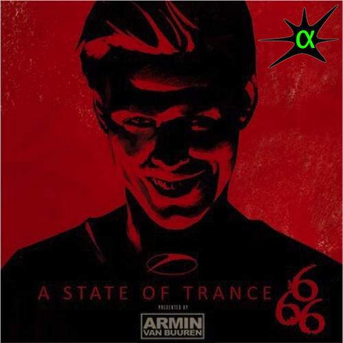 A State Of Trance #666 - Armin van Buuren - Dark Evil Episode Special
