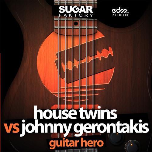 HouseTwins vs. Johnny Gerontakis - Guitar Hero [EDM.com Premiere]