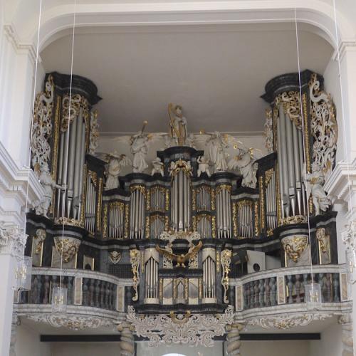 J. G. Walther, Conerto, 1. Satz: Allegro
