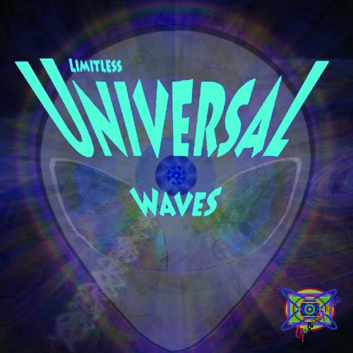 ॐ V.A. Limitless Universal Waves (Goalogique Records) ॐ Preview. (120to156bpm)