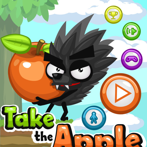 Take the apple - Gameplay Loop (Computer Game)