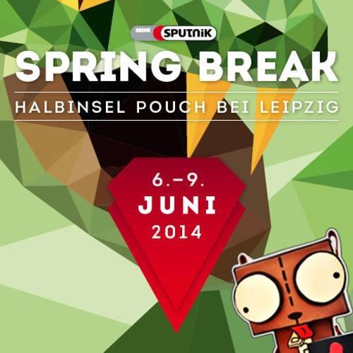 Patz & Grimbard @ Sputnik Spring Break 2014