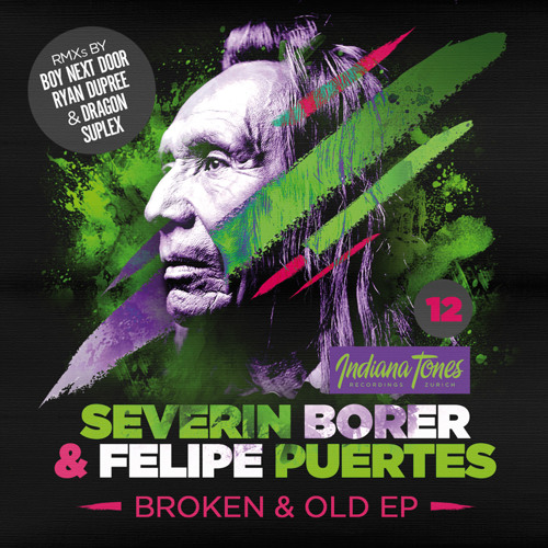 Severine Borer and Felipe Puertes - Earth Wind And Fire (Original Mix) SNIPPET
