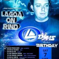 Trevor Benz - Dj Hs Birthday 2014 - (Lagoa On RIND)