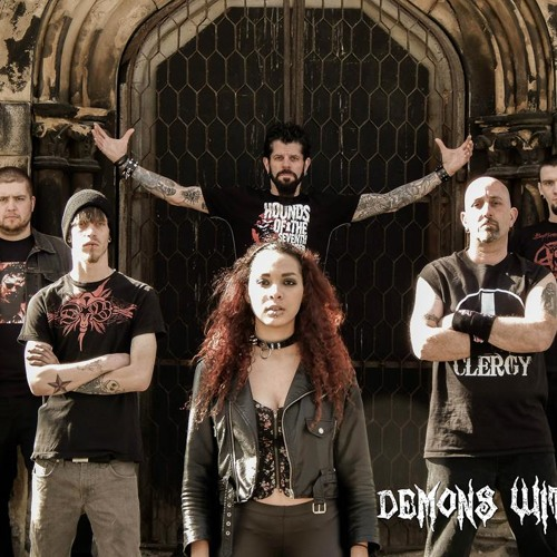 Demons Within - Your Final Breath - Godslayer releasing 8/5
