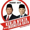 Kobarkan Semangat Indonesia Prabowo for Presiden RI