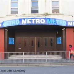 DJ Joe Deacon @ The Metro Saltcoats ( 1997 )