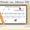 ¿DÓNDE VAS, ALFONSO XII