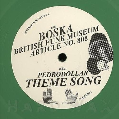 Pedrodollar - Theme Song (Studio Barnhus)