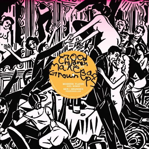 Pedrodollar - Ner i brunnen (Studio Barnhus)