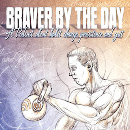 Braver By The Day Ep #8: Interview with Dave Jackson (USA) - School of Podcasting