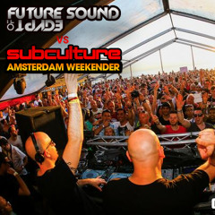 Aly & Fila B2B John O'Callaghan - Live At FSOE Vs Subculture Amsterdam #FSOESUBAMS (07 - 06 - 2014)