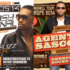 Agent Sasco meets Busy Signal - LIVESNIPPET plus Radiomix for Das Ding