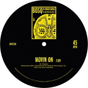 Movin' On by Bosq