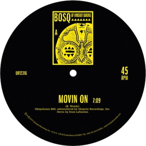 Bosq - Movin' On
