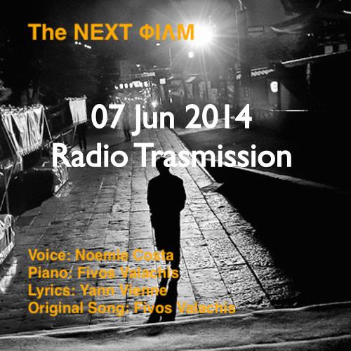 The Next Film On The Air, feat. Noe?mie Costa, Lyrics Yann Vienne