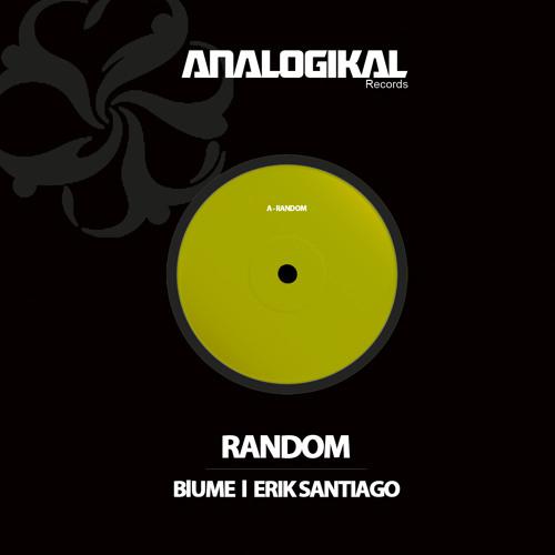 Blume & Erik Santiago - Random (Original Mix) [Analogikal Records]