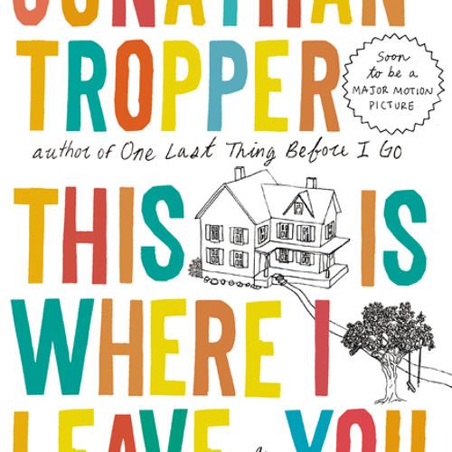 #1: Jonathan Tropper