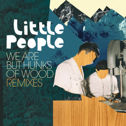 Little People - Aldgate Patterns (Marley Carroll Remix)