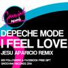 Depeche Mode -  I Feel Love (Jesu Aparicio Remix) [FREE DOWNLOAD] (click on