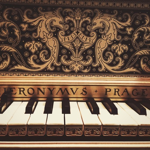 Neobaroque Sonatas For Harpsichord - No. 2 In A Minor