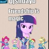 Friendship Is Magic (exila Mix) Free MP3 Download