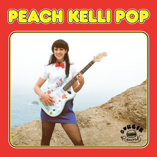 Peach Kelli Pop - Julie Oulie