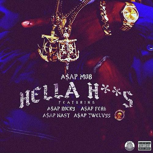 A$AP Mob - Hella Hoes Instrumental [ReProd. by BeatzbyTre]