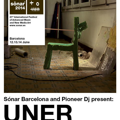 UNER - Sonar2014 Exclusive Podcast