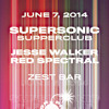 Jesse Walker x Red Spectral Live @ Supersonic Supperclub 002 (Total)