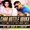 4 Bottle Vodka LET ME FLY IN TRAP MIX By DJ ARI & DJ SAGEIN