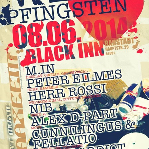 Berg & Nagel @ We Love Pfingsten - Black Inn - 08.06.2014