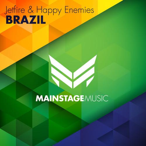 JETFIRE & Happy Enemies - Brazil [OUT NOW!]